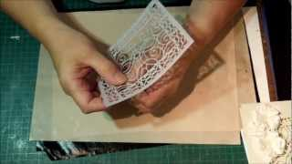 Lattice Panel Card