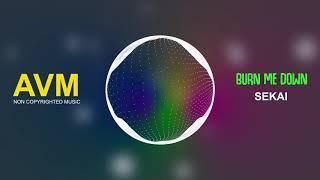 Sekai - Burn Me Down Mp3 Juice Non Copyrighted Music Free Download Music Electronic [AVM Music]