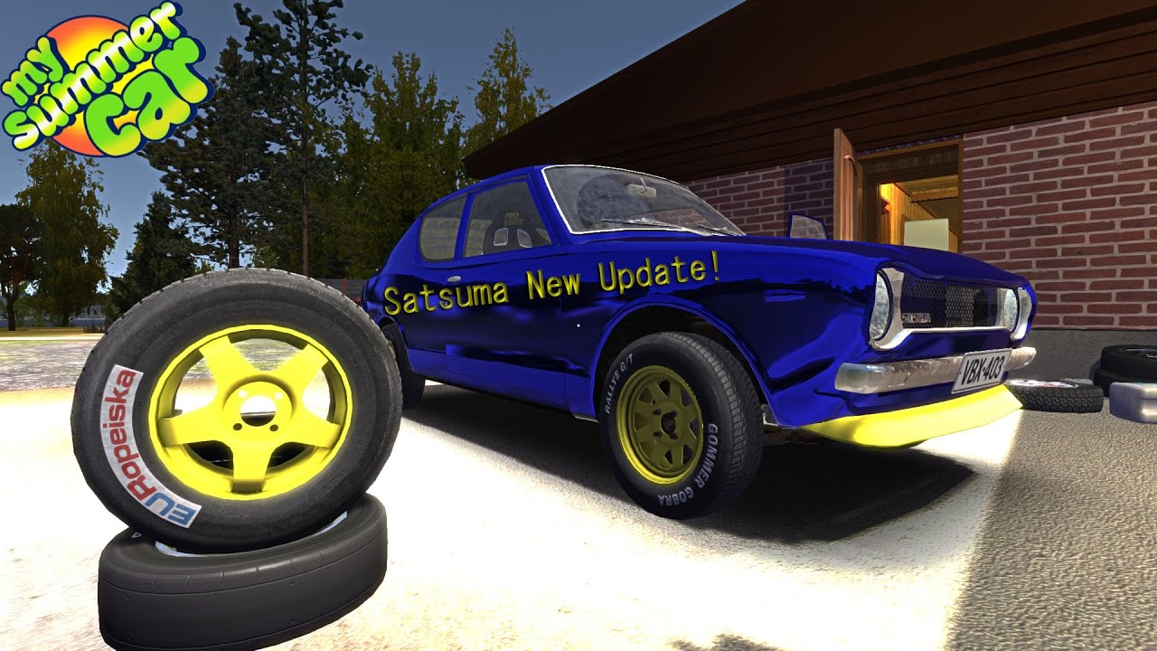 My Summer Car » Cracked Download | CRACKED-GAMES.ORG
