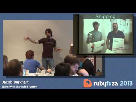 Living with Distributed Systems - Jacob Burkhart