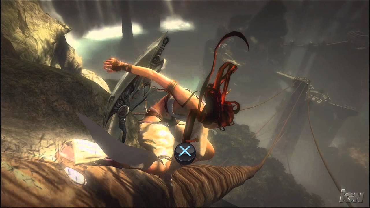 heavenly sword ps3 gameplay