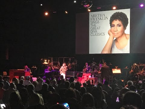 Aretha Franklin - One Of Her Final Concert Performances   8/26/2017 #RIP