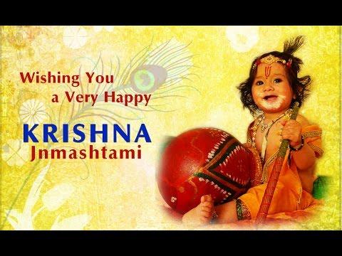 Happy Janmashtmi | Sms | Wishes | Govinda Aala Re | A