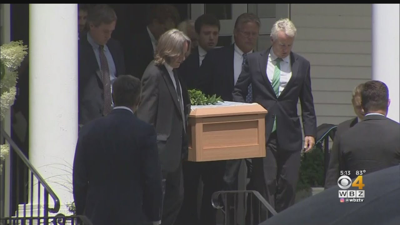 Kennedy Family Gathers For Saoirse Kennedy Hill Funeral In Centerville