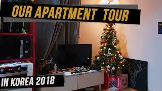 Our Apartment Tour In Korea! | 2018 | AMBW Couple In Korea