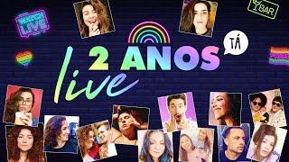 LIVE DE 2 ANOS TÁ ENTENDIDA