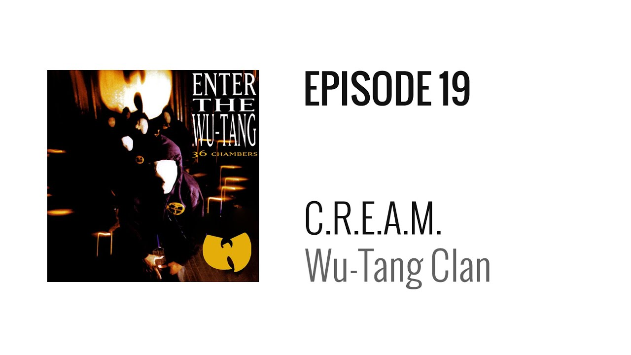 Beat Breakdown - C.R.E.A.M. by Wu-Tang Clan (prod. RZA) - YouTube