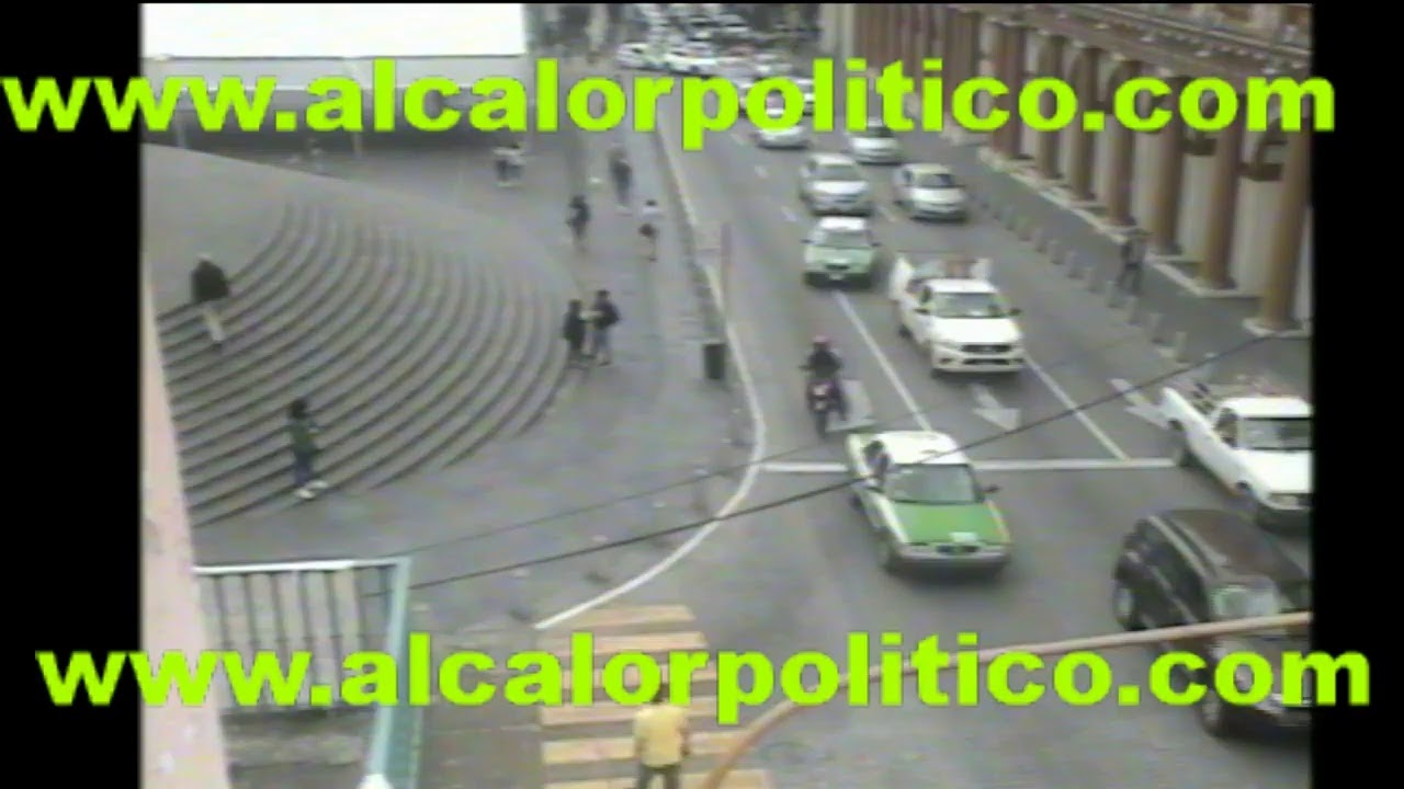 Transmisión en vivo - Centro de  la ciudad Xalapa