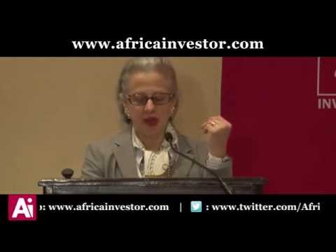 Dr Barbara C. Samuels, Executive Director, Global Clearinghouse for Development Finance