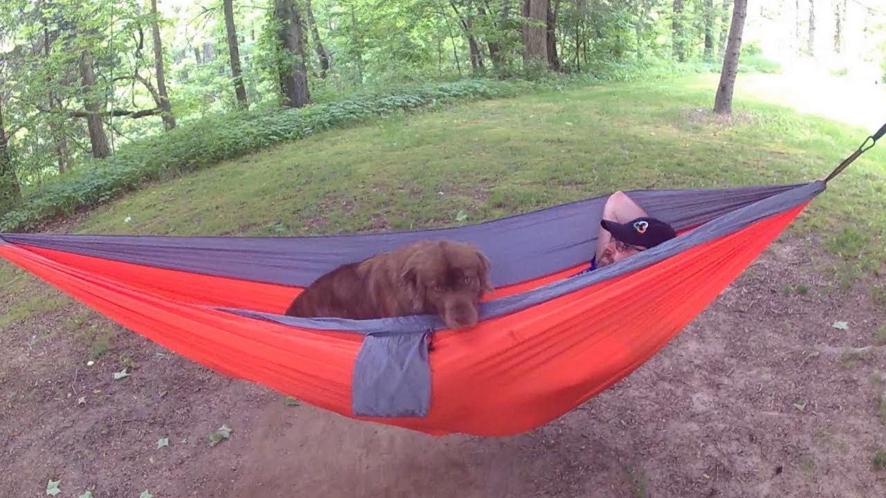 MalloMe Hammock Review XL Double Parachute Outdoor Hammock