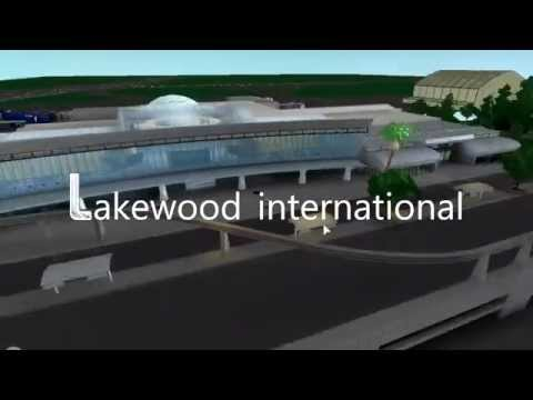 Lakewood International Youtube - roblox airport uncopylocked