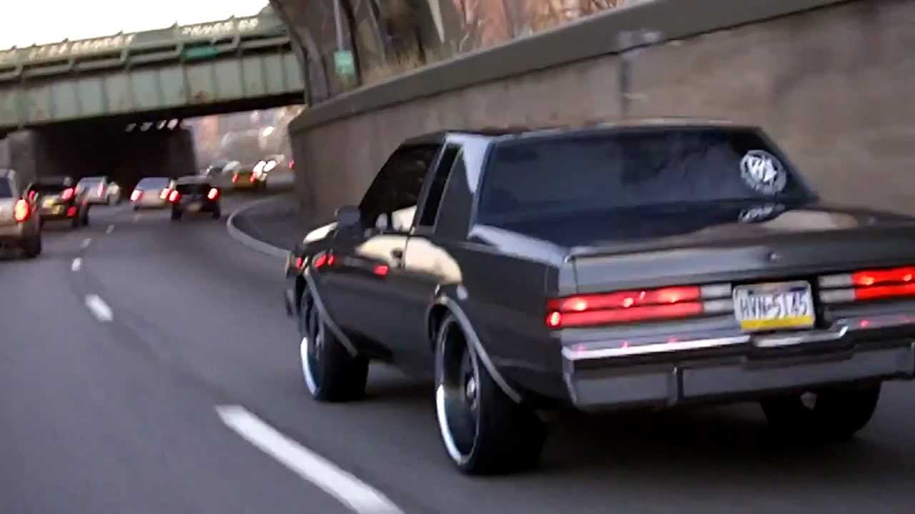 SAM Buick Regal T-Type , Exotic Classic!! PHILLY .- Team ...