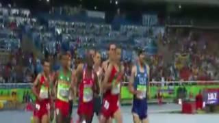 ريو 2016 | توفيق مخلوفي يتأهل إلى نهائي سباق 1500 م | Rio 2016