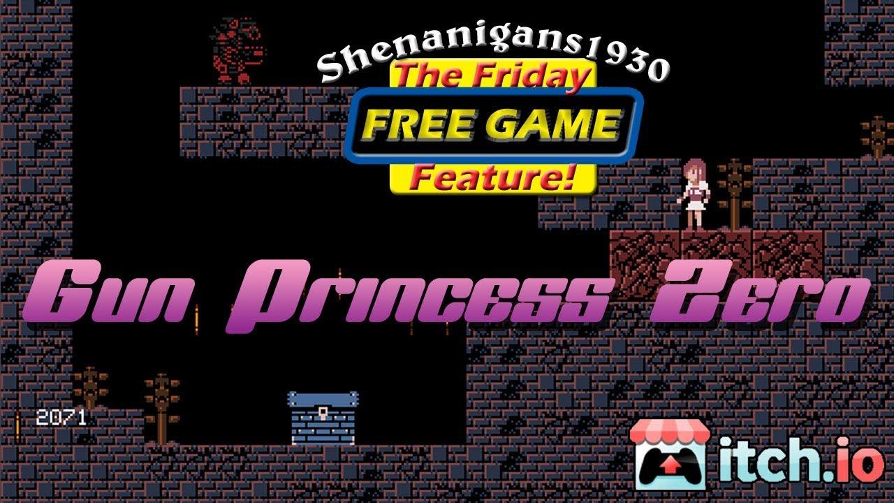 The MMOaholic - MMORPG Madness!: Gun Princess Zero - The Friday FREE