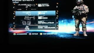 Tutoriel Battlefield 3 comment bien debuter sur Battlefield 3