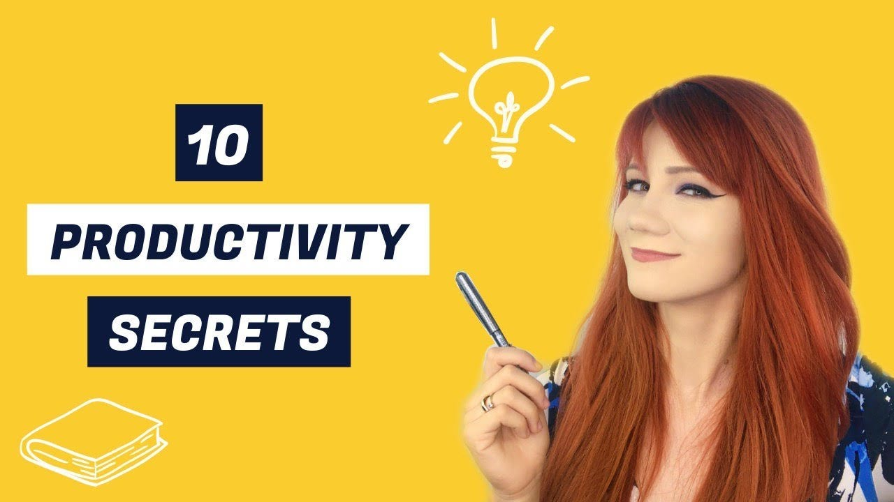 Download HOW TO BECOME MORE PRODUCTIVE  ⏰  (10 Time Management Techniques for Stress-Free Productivity!)