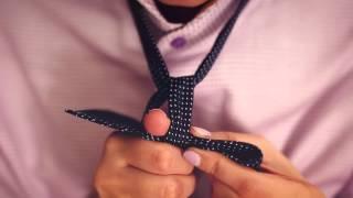 видео Как завязать бабочку