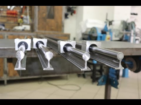 Linear Guide for CNC Plasma Cutting DIY