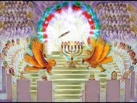 A Visit to the Throne of YHWH God in Heaven  YouTube