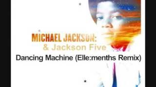 MICHAEL JACKSON - DANCING MACHINE ( DJ CHRYZ DUB AKA ELLEMENTHS RMX )