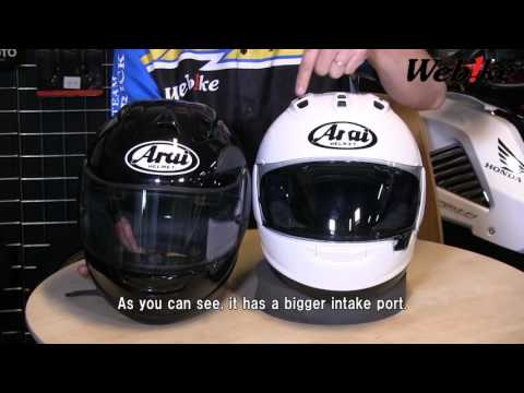 Arai RX-7X Full Face Helmet Overview