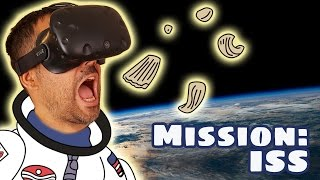 SIMULADOR DE GRAVEDAD CERO EN REALIDAD VIRTUAL | Mission ISS (Oculus Rift)