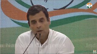 Rahul Gandhi takes onus for LS defeat, asks Smriti to treat Amethi 'with love'