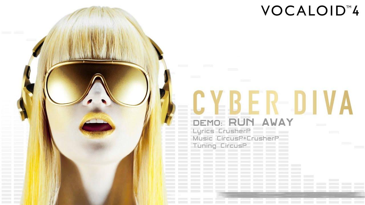 Cyber diva official demo run away circusp crusherp youtube - Cyber diva vocaloid ...