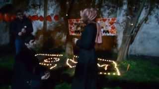 Üsküdar Sahilde Süpriz Evlenme Teklifi