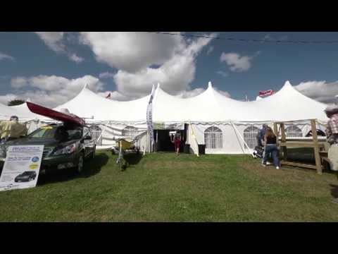Commercial Tent - Business