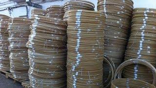 Надежность стеклопластиковой арматуры действительно проверенна годами(Эксклюзивное видео с первого в Советском Союзе производства стеклопластиковой арматуры. Композитная арма..., 2013-10-16T09:01:01.000Z)