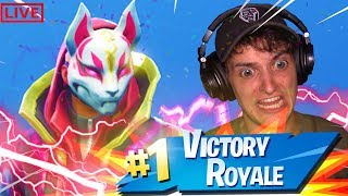 🔴 LIVE DUO VS SQUAD ALMOST MAX DRIFT SKIN!! | Fortnite Battle Royale (Fortnite NL)