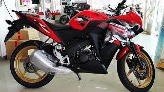 Honda CBR 150 R Red