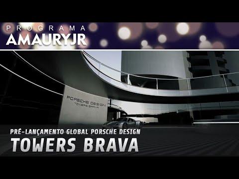 Pré-Lançamento Global Porsche Design Towers Brava