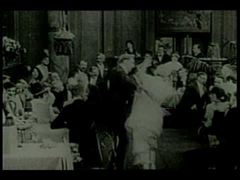 Castle Maxixe | Excerpt from AMERICA DANCES: Social Dance in Film from 1897-1948