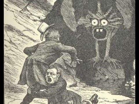 Phantasmagoria {Fantasy Audio Book} by Lewis Carroll