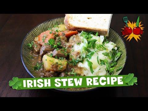 IRISH STEW RECIPE | Happy St. Patrick's Day!!