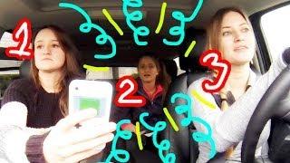 3 GIRLS ONE BIG FREAKIN