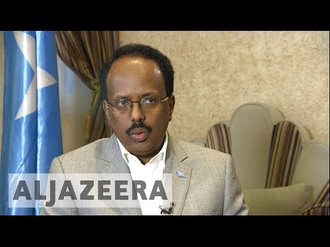 Somali president: 'Al-Shabab fingerprints all over' Mogadishu massacre