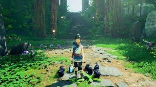 Kena: Bridge of Spirits - PS5 Gameplay 4K HDR 60FPS (Performance Mode)