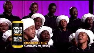 JERUSALEMA E NCHA - ATAMELANG HOJEHOVA