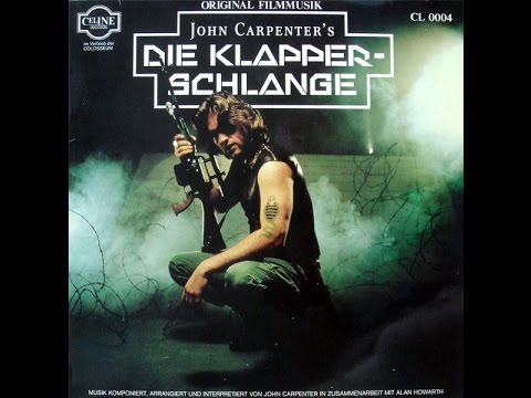 John Carpenter with Alan Howarth - Escape From New York Soundtrack