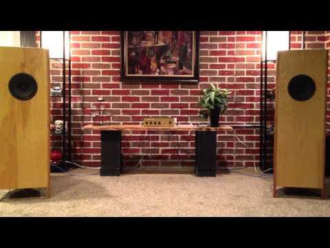 Fleawatt Betsy Cello Speakers