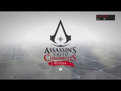 Assassin's creed chronicle Russia #1