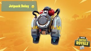 HIKEPLAYS: Fortnite Battle Royale - Jet Pack retardé