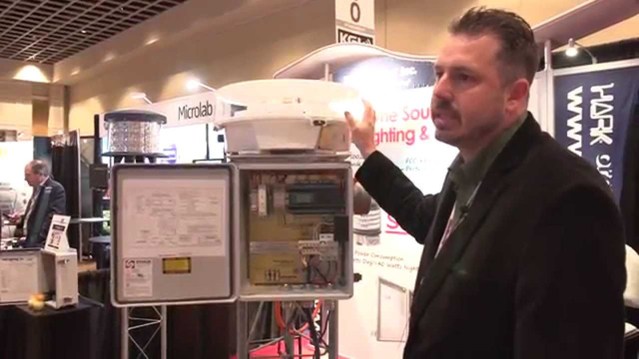 twr lighting demos the dual led system 2014wishow