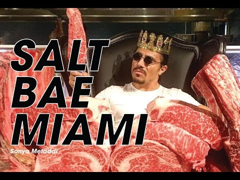 Salt Bae Nusret Steakhouse Miami Experience! | Episode 3