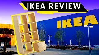 Review | Ikea Furniture For A Campervan #vandwelling