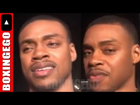 ERROL SPENCE REACTS TO MANNY PACQUIAO VS KEITH THURMAN PROPOSED FIGHT - LOL