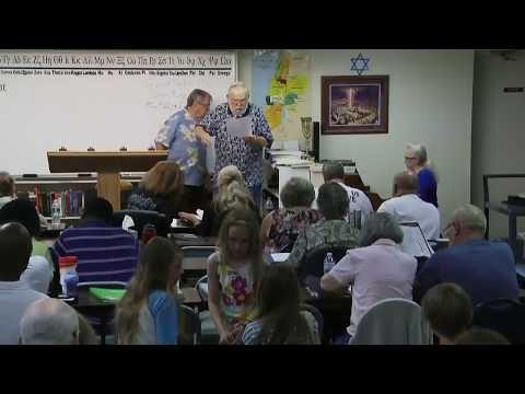 #3698 Picnic Sunday Hymns/Emails/Testimonies (Grace & Truth Ministries, Jim Brown Bible Teacher)